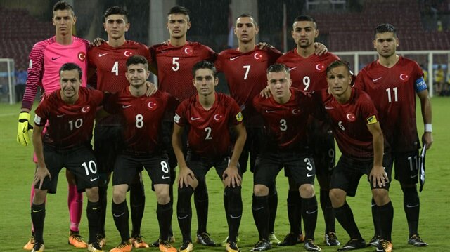 U17 Milli Futbol Takımı