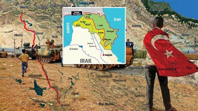 Türkiye, Habur'un yerine devreye girecek Ovaköy Sınır Kapısı üzerinde çalışıyor.