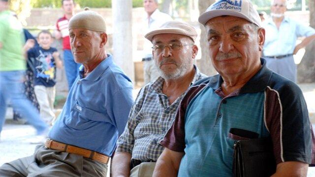 Halen en yüksek SSK ve Bağ-Kur emekli aylığı 4 bin 240 lira seviyesinde.