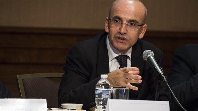شمشك: حكاية نمو تركيا واقتصادها ستتواصل بقوة