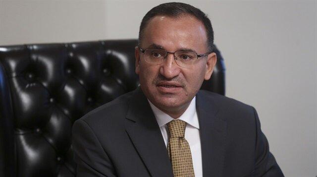 Turkish Deputy PM Bekir Bozdağ