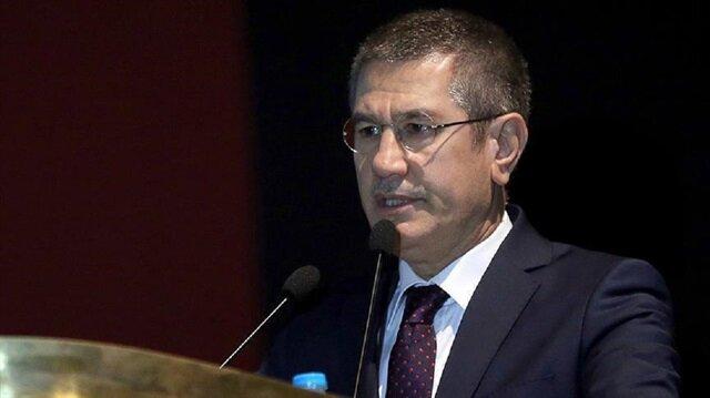 National Defense Minister Nurettin Canikli