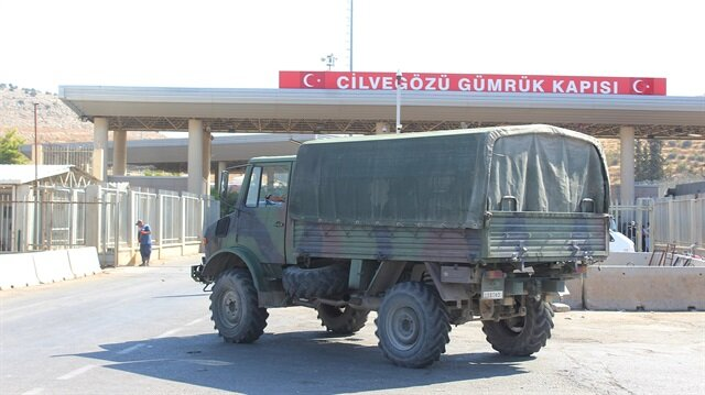 İdlib'de çatışmasızlık bölgesine askeri araçlar konuşlandırıldı