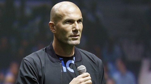 Real Madrid Teknik Direktörü Zinedine Zidane, takımında '2.27' puan ortalamasını yakaladı.