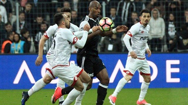 Süper Lig'in 8. haftası Gençlerbirliği Beşiktaş maçı ile açılacak.