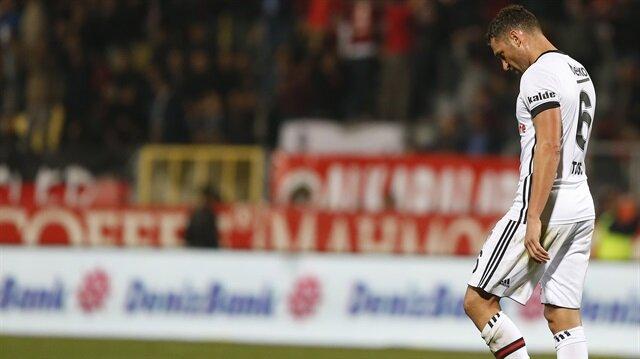 Beşiktaş, Süper Lig'de çıktığı son 3 maçta galibiyet alamadı. Siyah beyazlılar son olarak Gençlerbirliği'ne 2-1 mağlup oldu.