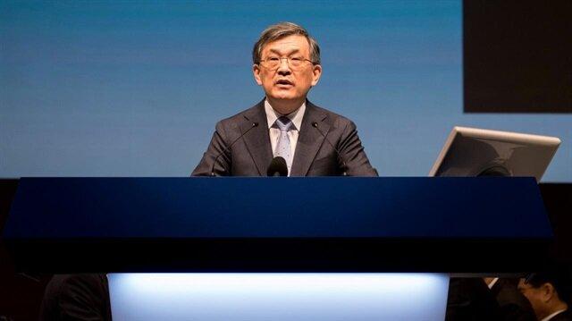 Samsung'un CEO'su ve yönetim kurulu üyesi olan Kwon Oh-hyun emekliye ayrılacağını açıkladı