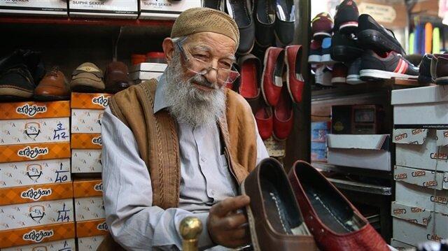 Yemenici ustası yıllara meydan okuyor