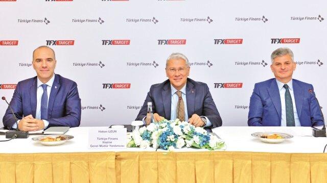 Türkiye Finans Hazine Genel Müdür Yardımcısı Hakan Uzun önemli açıklamalar yaptı.