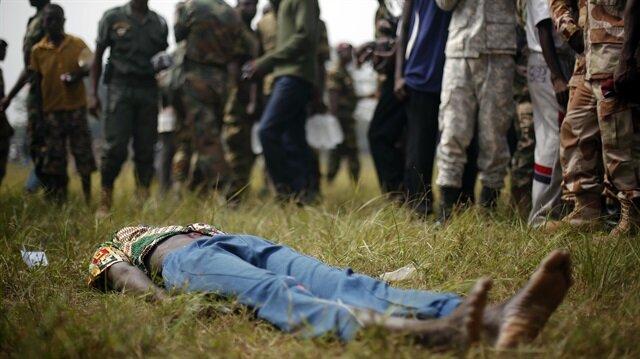 Orta Afrika'da camiye saldırı: 20 ölü