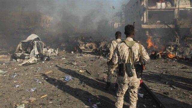 Somali'de ölü sayısı 300'ü geçti