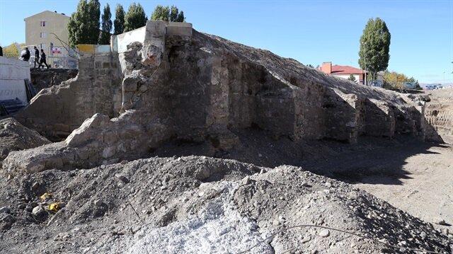 Erzurum'da tarih gün yüzüne çıkarılıyor ile ilgili görsel sonucu
