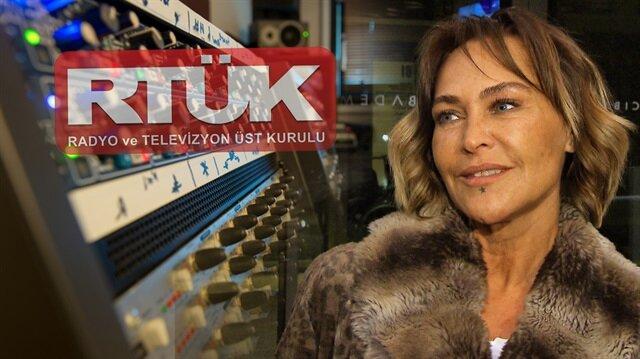 RTÜK Hülya Avşar'ın skandal sözlerini affetmedi