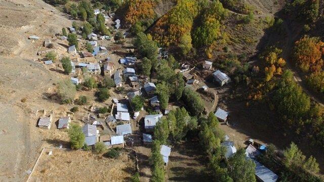 Bindal köyü