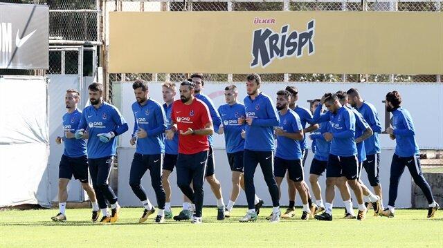 Trabzonspor ilk kez Yeni Malatyaspor karşısında
