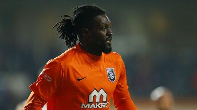 Emmanuel Adebayor, Başakşehir formasıyla