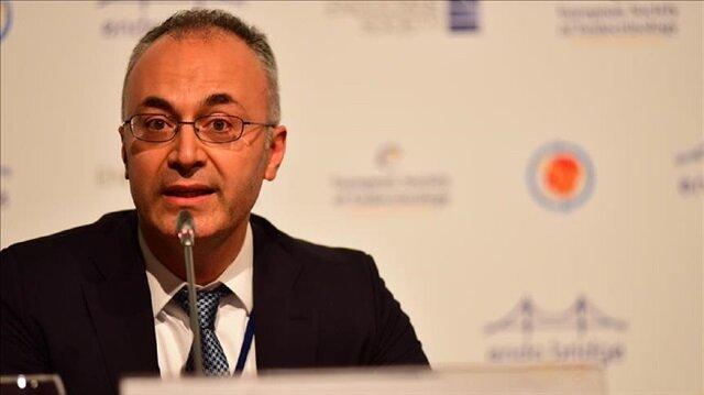 EndoBridge founding President Dr. Okan Bülent Yıldız