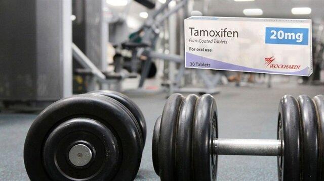 Kanser ilacını sporcular tüketti