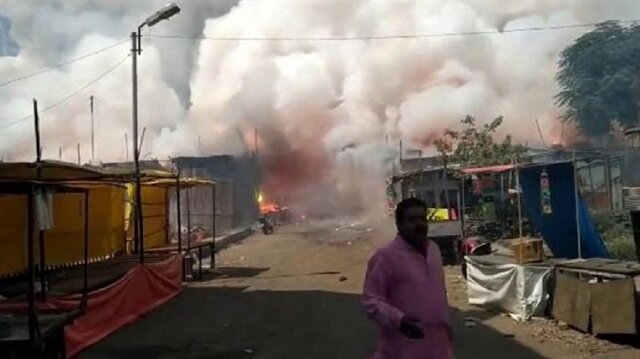 Endonezya'da patlama: 47 ölü