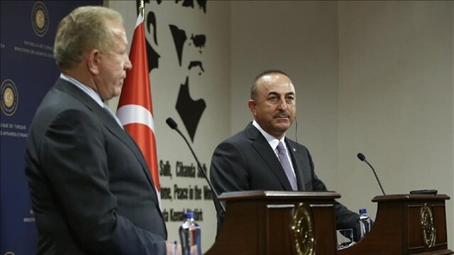 KRG poll results must be cancelled: Turkish FM