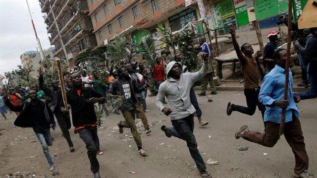Kenya'daki seçimlerde çatışma: 4 ölü 26 yaralı
