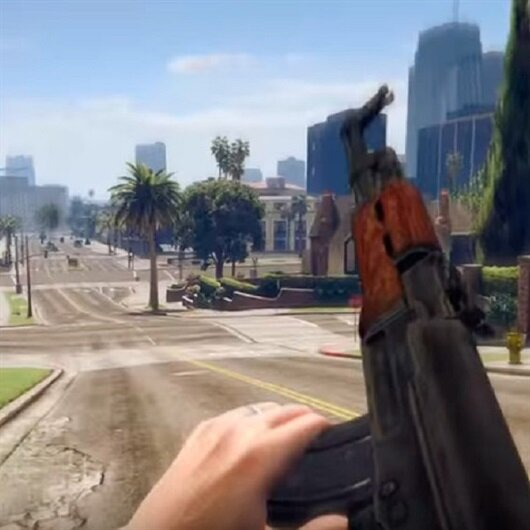 AK-47 silahı ilk kez bir oyunda lisanslı olarak kullanılacak