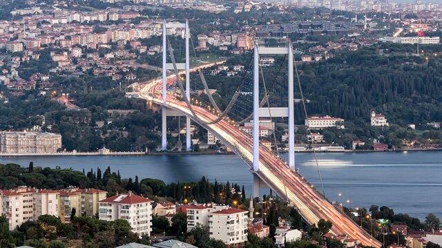İstanbul'da konutta en yaşlı ilçe Fatih en genç ilçe ise Esenyurt oldu.