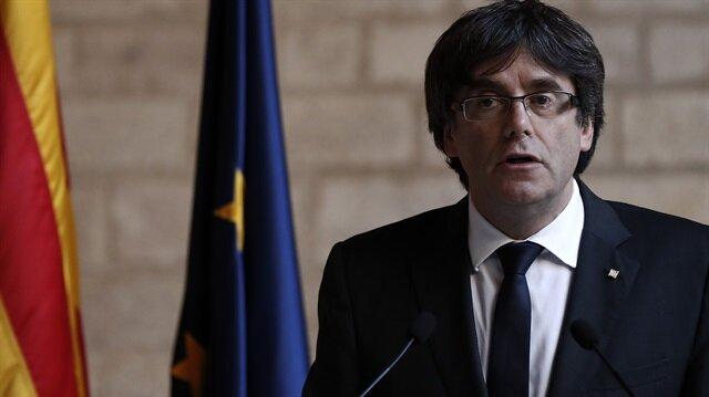 Katalonya'dan İspanya'ya ilk tepki