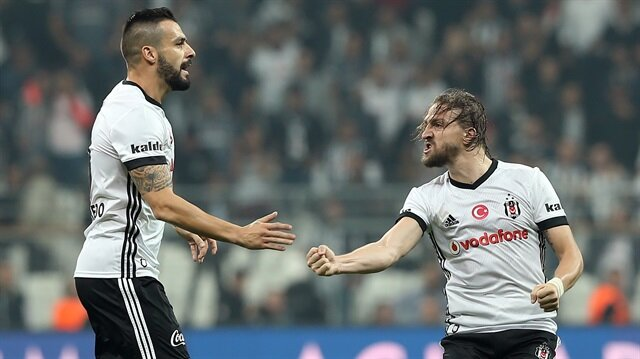 Beşiktaş'tan Caner Erkin'e para cezası