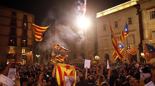 Katalonya'nın bağımsızlığı kısa sürdü