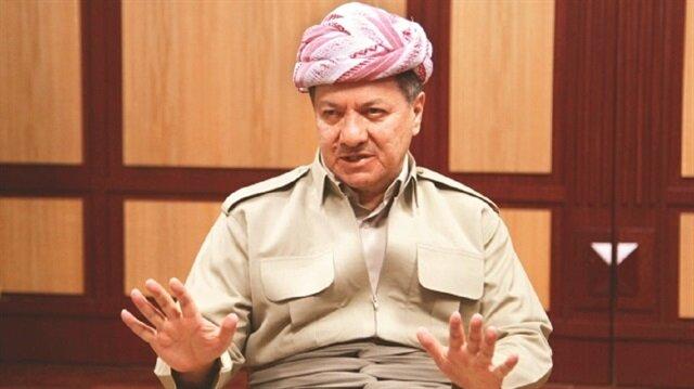 Kurdistan Regional Government (KRG) leader Masoud Barzani