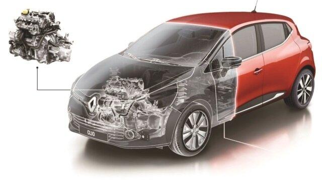 Motoru Türkiye'de üretilip Clio'ya takılacak