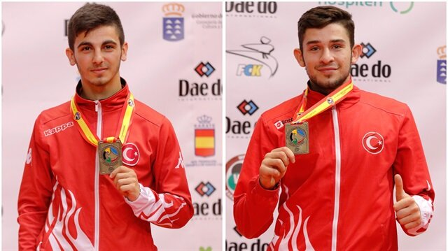 11 medals for Turkey in Karate World Championship