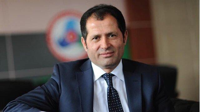 TBMM Sanayi, Ticaret, Enerji, Tabii Kaynaklar, Bilgi ve Teknoloji Komisyonu Başkanı Ziya Altunyaldız