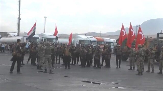 Baghdad takes over control of border gate with Turkey