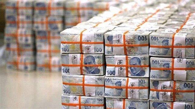 Hazinenin normal gelirleri 11,3 milyar lira oldu