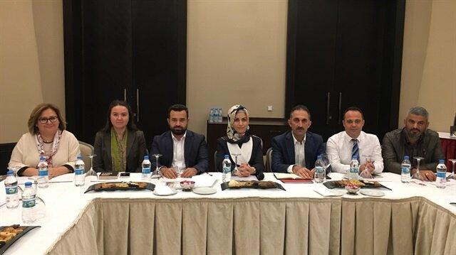 Eminevim Eminotomotiv Satış Pazarlama Koordinasyon Toplantısı