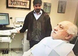 Journalist Mehmet Gündem's photograph with FETÖ ringleader Gülen has emerged