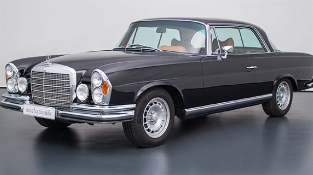 1970 Mercedes-Benz  S-serisi Coupe
