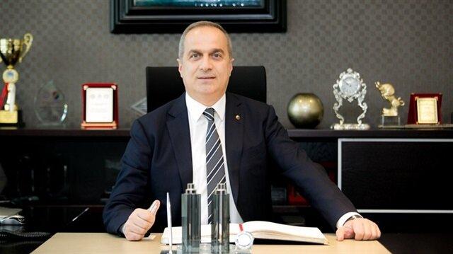 Sakarya Ticaret ve Sanayi Odası Yönetim Kurulu Başkanı Mahmut Kösemusul