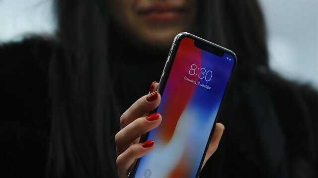 Apple launches iPhone X in Russia