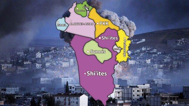US to split Syria, Iraq into seven 'boutique states'
