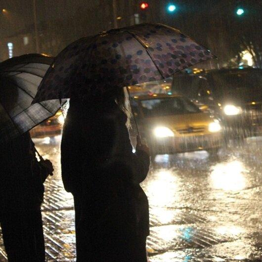 Meteoroloji'den Karaman için kuvvetli yağış uyarısı