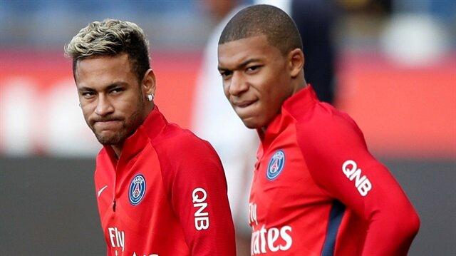 Mbappe PSG formasıyla 13 maçta 4 gol atarken 6 da asist yaptı.