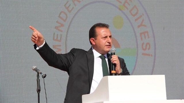 Menderes Belediye Başkanı Bülent Soylu