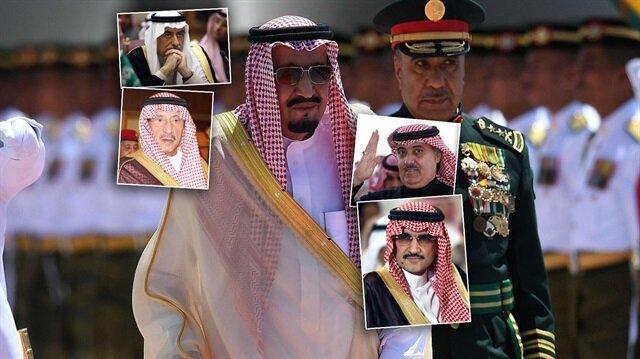 Suudi Arabistan'da siyasi deprem