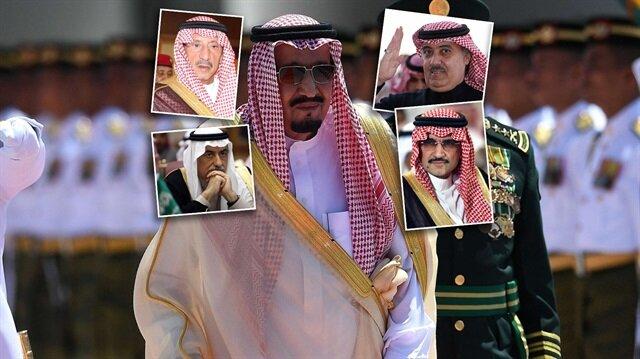 Suudi Arabistan'da görevden alınanlar kim?