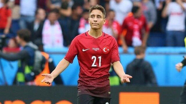 Ay-yıldızlı formayla 15 maça çıkan 20 yaşındaki Emre Mor'un 1 golü bulunuyor.