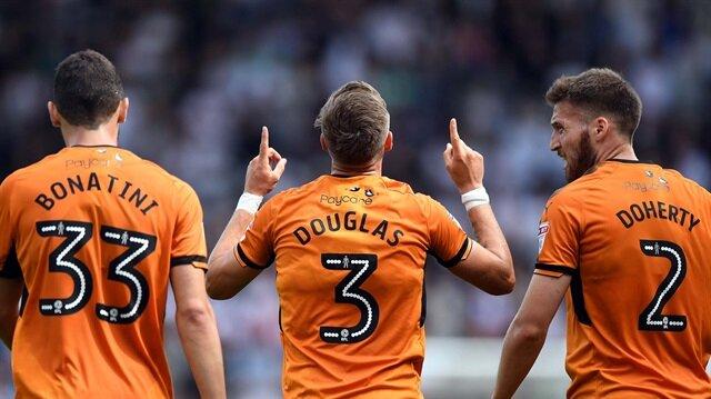 Barry Douglas, Wolves'te çıktığı 12 maçta 7 asist yapma başarısı gösterdi.