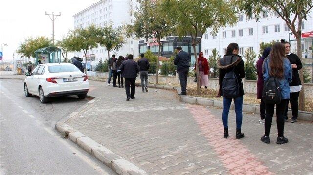 Karaman'daki bir yurtta yaşananların maksadını aşan şaka olduğu ileri sürüldü.